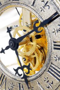 calendario - reloj